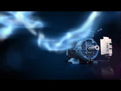 ABB Synchronous reluctance motor and drive packages