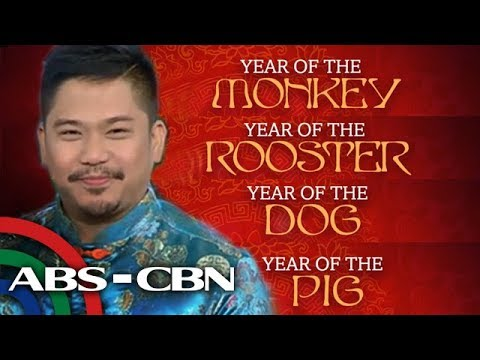 UKG: Year of the Monkey, Rooster, Dog, and Pig | Kapalaran 2019 with Master Hanz