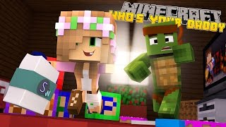 Minecraft Who's Your Daddy - LITTLE KELLY PLAYS FOR THE FIRST TIME!