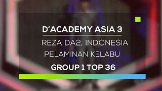 Video D'Academy Asia 3 : Reza DA2, Indonesia - Pelaminan Kelabu download MP3, 3GP, MP4, WEBM, AVI, FLV Desember 2017
