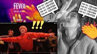 ENHYPEN (엔하이픈) FEVER Official Teaser 1 & 2 REACTION