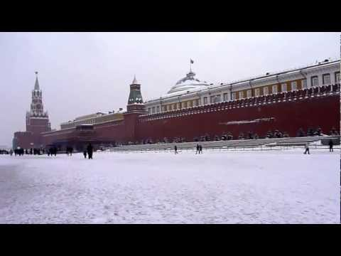 1001 Adventure Trips | Travel Blog - Travel Minute | MOSCOW RED SQUARE AND KREMLIN