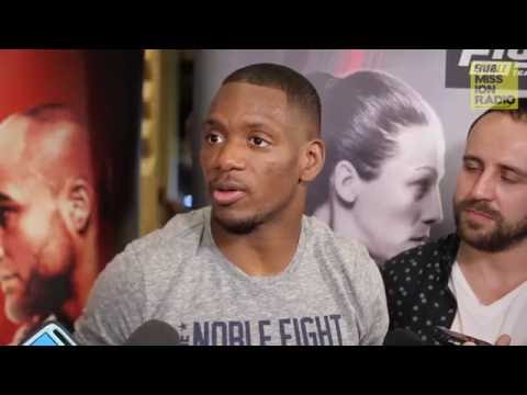 Will Brooks doesn't believe in Octagon Jitters, Only Preperation