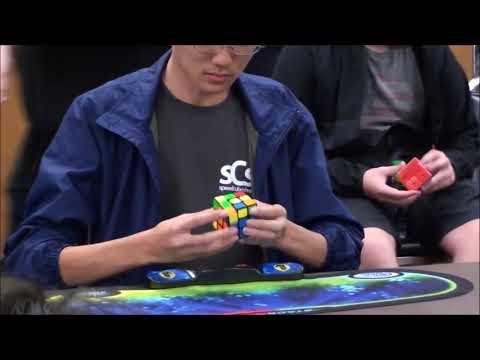 ТОП 7 рекордов кубика Рубика 3х3 | Мировой рекорд кубик Рубика