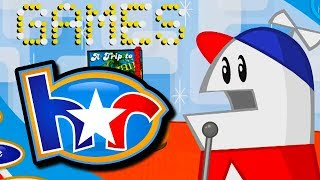 A Brief History of Homestar Runner Games - Peasant's Quest and MORE!