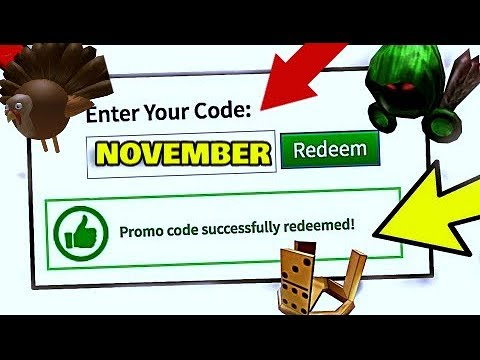 November 2019 All Working Promo Codes In Roblox Free Robux