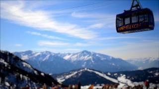 видео Отдых в Зеефельде