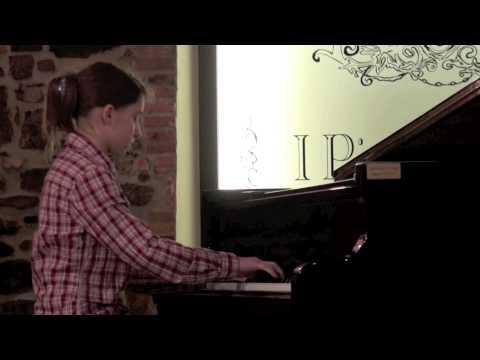 Martina Mora 9 marzo 2011 Fantasia-Improvviso Chopin I Piccoli Musici