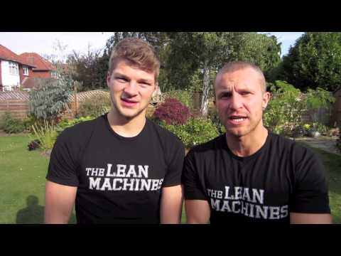 Lean Machines prepare for Wellbeing Wednesday