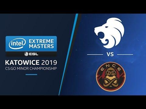 North vs ENCE eSports vod