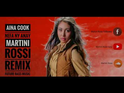 Aina Cook Feat. Martini Rossi - Nefa ny anay ( New Remix July 2018 ) Clip Video Dance Cover