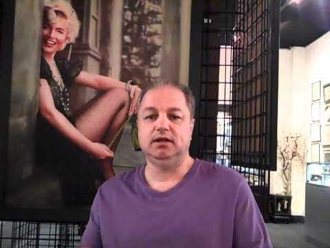 Artist Jon Hul At The World Erotic Art Museum
