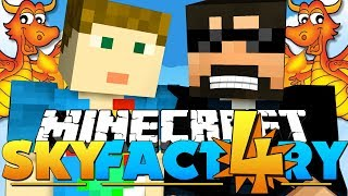 Minecraft: SkyFactory 4 - I HAVE BROKEN MINECRAFT!! [38]