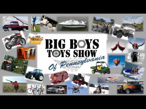 Big Boys Toys Show of Pennsylvania