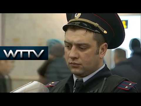 Russia: Moscow metro tightens security after St  Petersburg subway blast