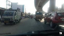 Sunday Evening Traffic Of Jaipur Sodala