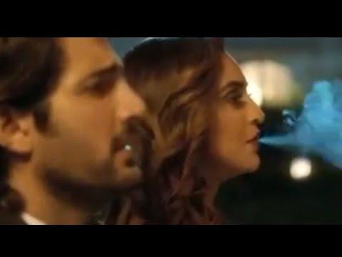 Tv Actress Smoking In Short Film   Indian Girls Smoking