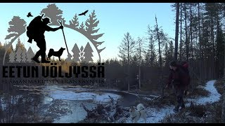 Eetu's trip to Hossa national park in Finland