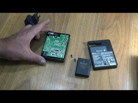 Ремонт зарядного устройства Nikon
