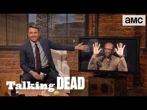'The Walking Dead & Fear the Walking Dead Crossover Character Revealed!' Ep. 806  Talking Dead
