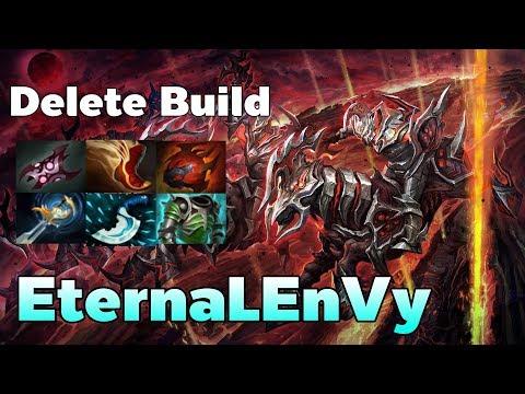 Chaos Knight Dota2 Delete Build By EternaLEnVy