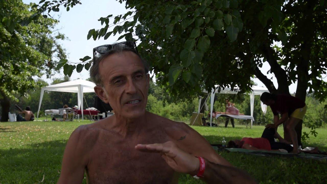 Interview with Max Monti Yoga Teacher