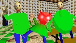 *EVERYTHING* IS BALDI AGAIN?! (But Even More Baldi!) 😅 | Baldi's Basics Gameplay (Mod)