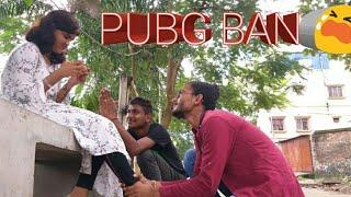 PUBG BAN  FUNNY VIDEO / RIYA / SRAMAT /PREM  / ABHISHEK / ABHI MADE IN INDIA /DRECTED BY ABHI & TEAM