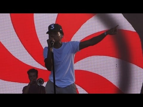 Chance the Rapper - Sunday Candy – Outside Lands 2016, Live in San Francisco
