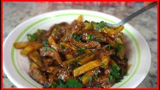 Carne Com Batata Imperial Super Rápida De Fazer