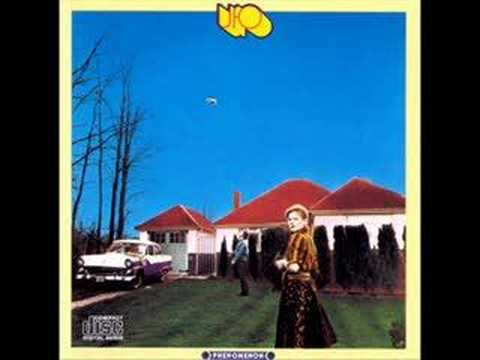 UFO - Phenomenon - 05 - Rock Bottom (1974)