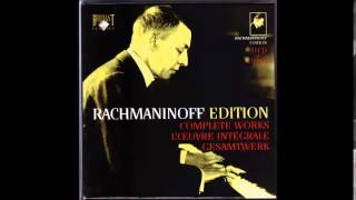 Rachmaninoff - Four Pieces