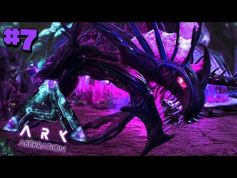 101 WAYS TO DIE IN THE BIO FORREST TO RANDOM DINOS THAT DONT LIKE ME!... - ARK Aberration