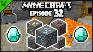 Minecraft ORE MANIA & HUGE Derp! | Python's World (Minecraft Survival Let's Play) | Episode 32