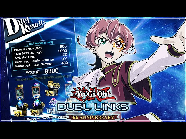 How To Farm Trey in 1 Minute! F2P Level 40 8000+ Score ZEXAL Roaming Event | Yu-Gi-Oh! Duel Links
