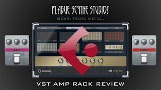 VST Amp Rack (Cubase 9.5): Worthy Plugin or Waste of Drive Space?