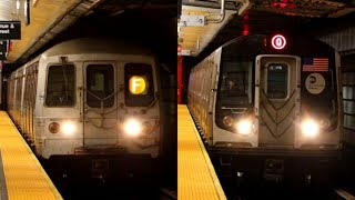 MTA New York City Subway : Lexington Avenue-63rd Street [ IND 6th Ave & BMT Broadway & 2nd Ave ]