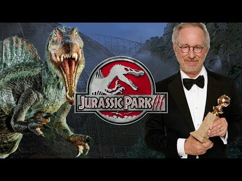 What If Steven Spielberg Directed Jurassic Park 3?