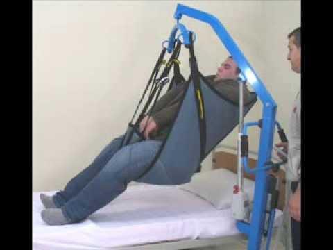 Sling Kullanımı Hasta Kaldırma Lifti