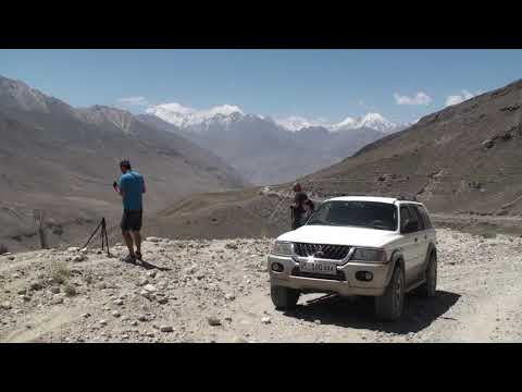 Pamir Highway, Kyrgyzstan & Tajikistan