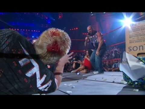 The Jarretts Want A Truce With Kurt Angle