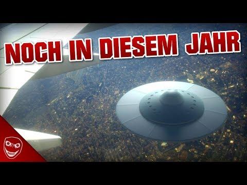 Zeitreisender aus 2048 warnt vor Alien-Invasion noch dieses Jahr!