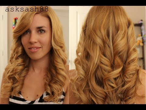 straightening hair styles how to get curls with a flat iron easy and lasting 1579 | hqdefault