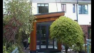 Ireland Sunroom House Extension In 5 Days!