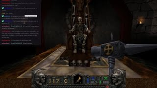 Live Stream: Hexen II: Portal of Praevus Blind Playthrough - Part 1