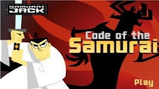 Ode To Nostalgia(28):Samurai Jack Code Of The Samurai