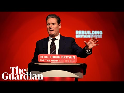 'Nobody is ruling out remain as an option': Keir Starmer at Labour's Brexit debate
