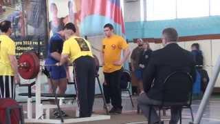 Чемпионат России по жиму лежа 2015. Весовые 120, +120