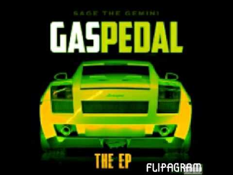 Gas pedal-sage the Gemini