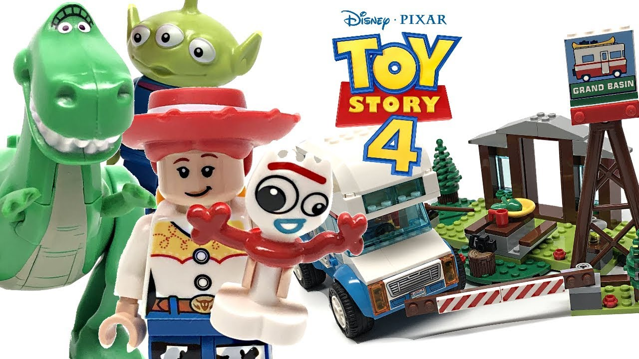 Toy 10769 Vacation Review2019 4 Rv Set Lego Story WHIEYD29